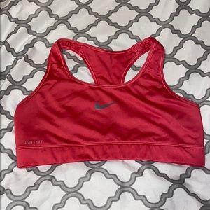 Nike sports bra DRI FIT
